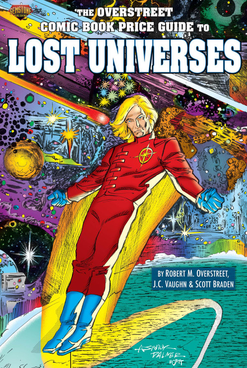 The Overstreet Comic Book Price Guide to Lost Universes - Cover D: Starbrand