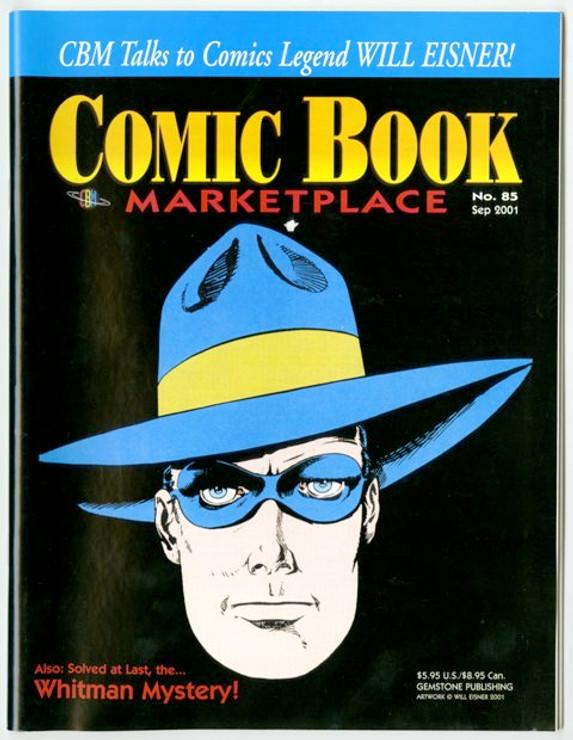 Comic Book Marketplace Volume 3 # 85 _ Cover A