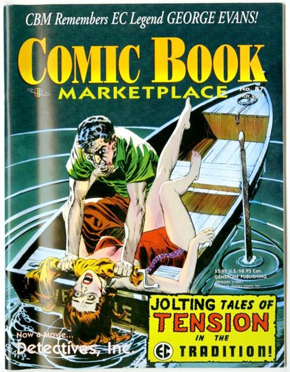 Comic Book Marketplace Volume 3 # 87 _ Cover A