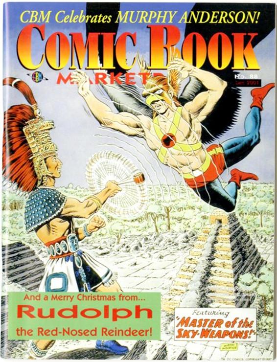 Comic Book Marketplace Volume 3 # 88 _ Cover A
