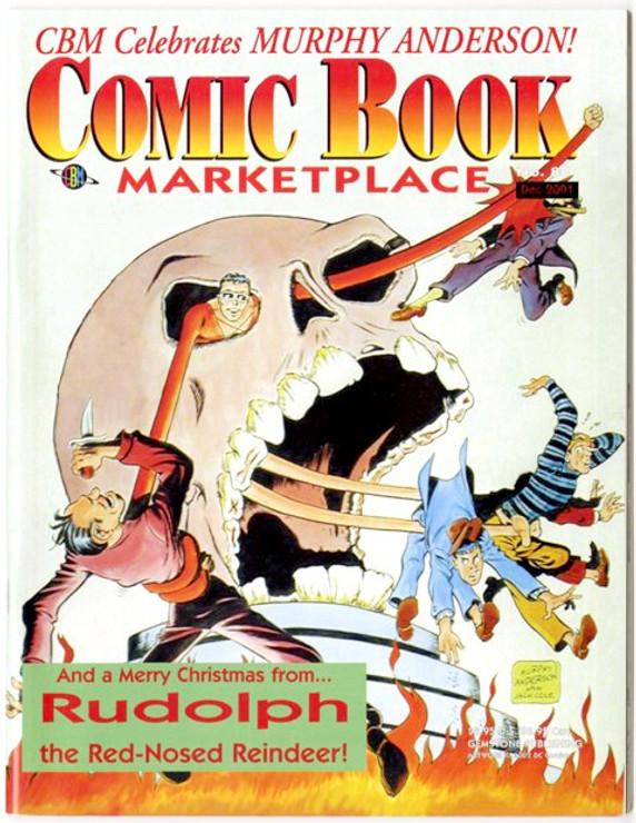 Comic Book Marketplace Volume 3 # 88 _ Cover B