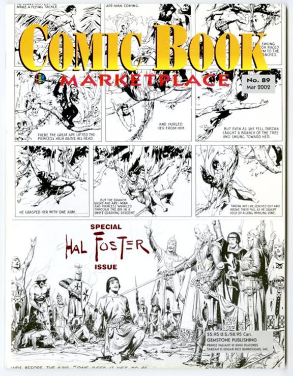 Comic Book Marketplace Volume 3 # 89 _ Cover A