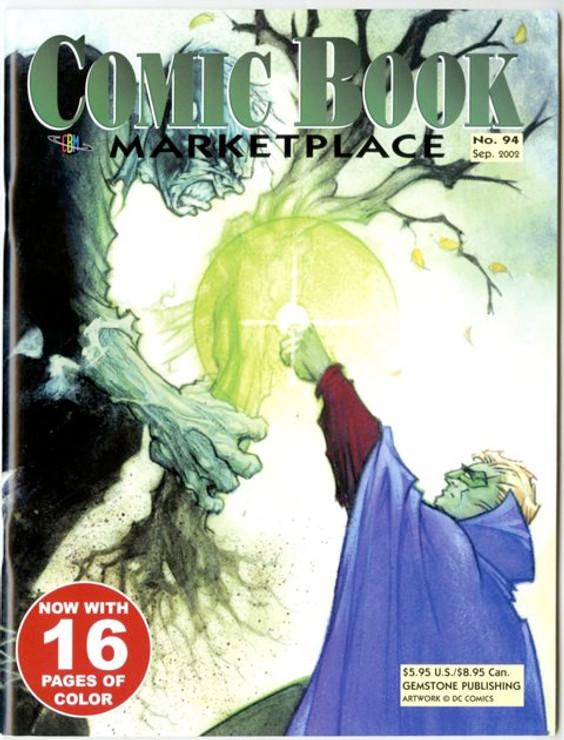 Comic Book Marketplace Volume 3 # 94 _ Cover B