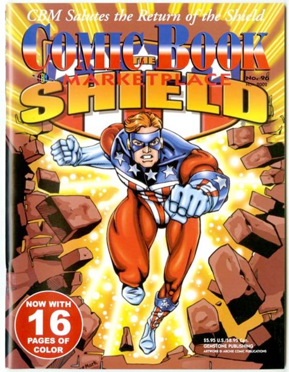 Comic Book Marketplace Volume 3 # 96