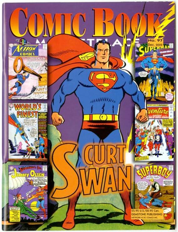 Comic Book Marketplace Volume 3 # 97 _ Cover A