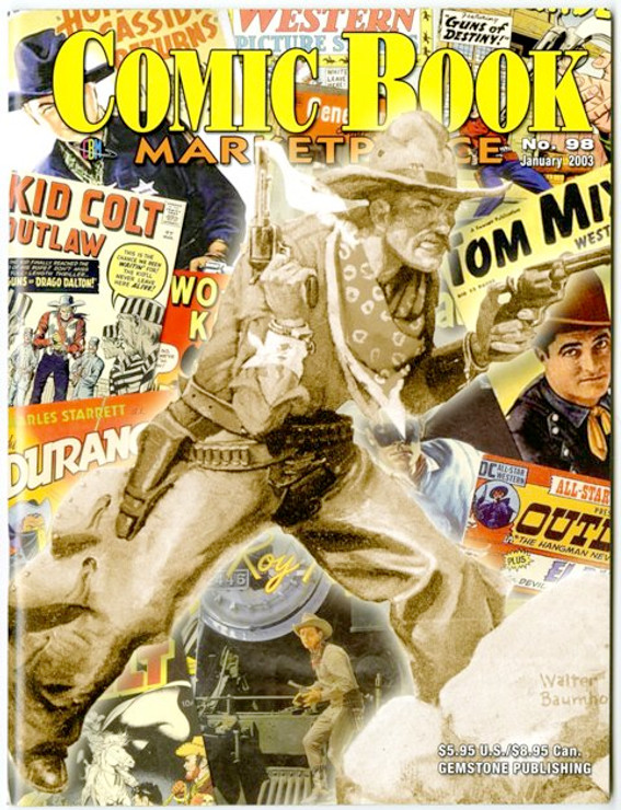 Comic Book Marketplace Volume 3 # 98