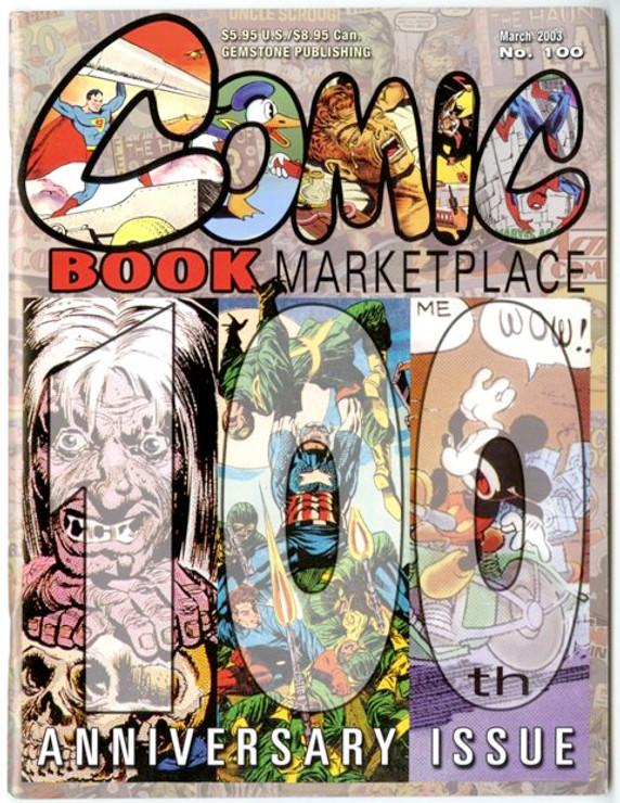 Comic Book Marketplace Volume 3 #100