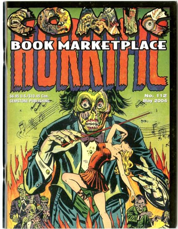 Comic Book Marketplace Volume 3 #112
