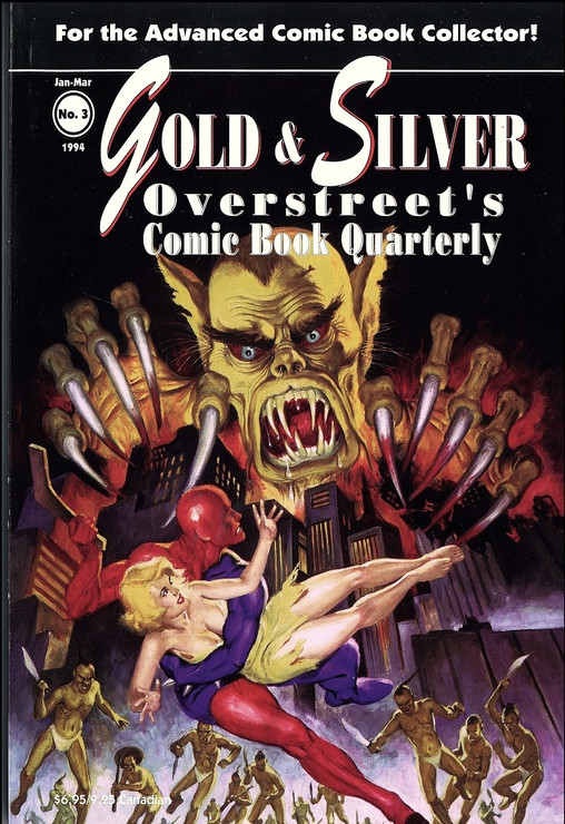 Gold & Silver: Overstreet's Comic Book Quarterly #3