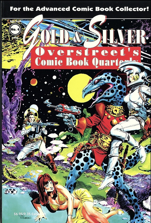 Gold & Silver: Overstreet's Comic Book Quarterly #4