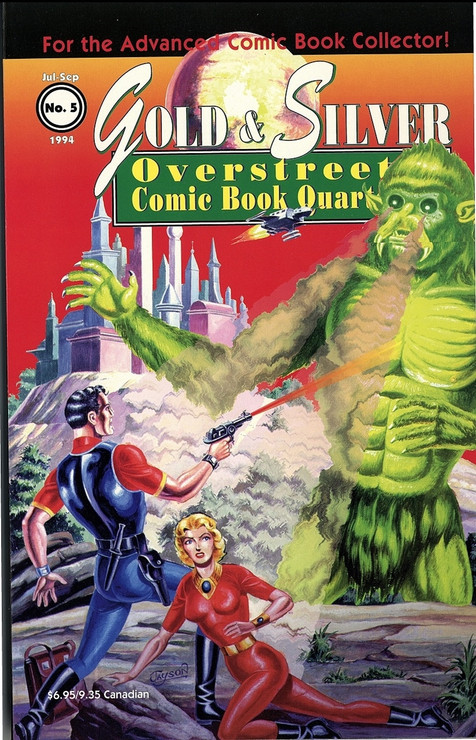 Gold & Silver: Overstreet's Comic Book Quarterly #5