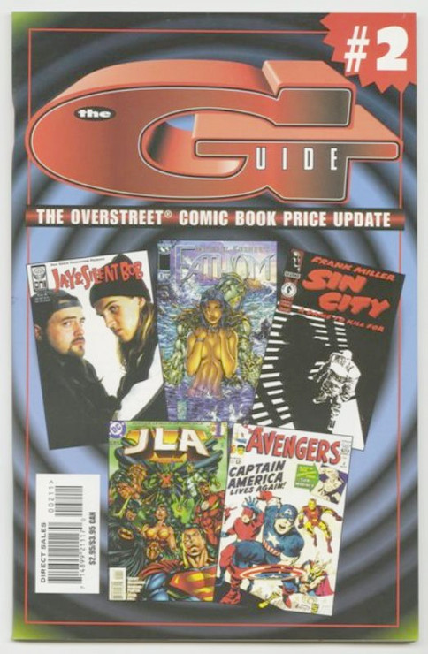The Guide: The Overstreet Comic Book Price Update # 2