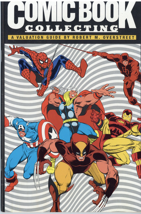 Comic Book Collecting: A Valuation Guide #6