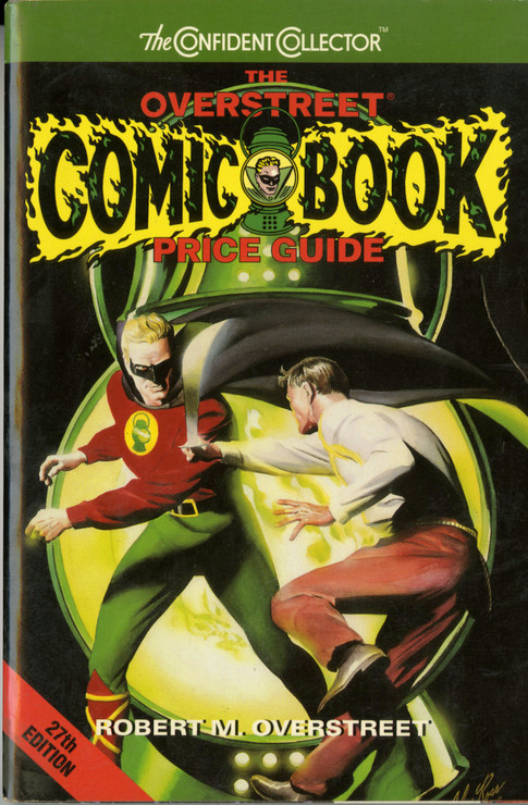The Overstreet Comic Book Price Guide #27 GL SC Mass Market Edition