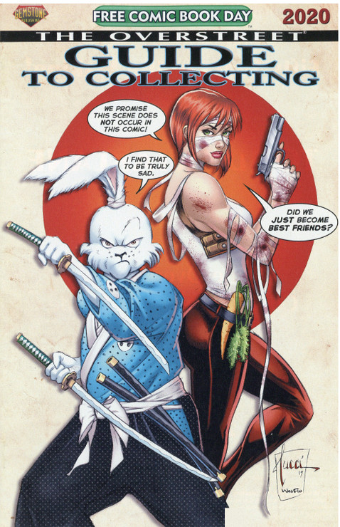 FCBD 2020: The Overstreet Guide to Collecting