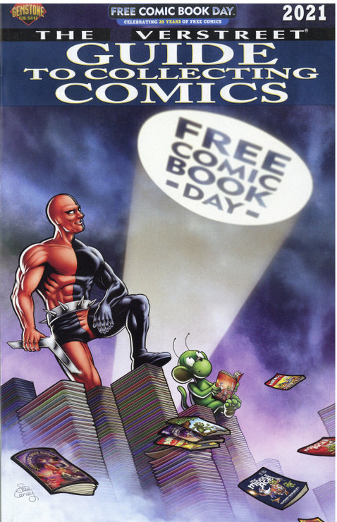 FCBD 2021: The Overstreet Guide to Collecting Comics