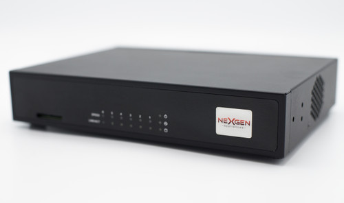 FX-150 Din Rail Industrial Appliance - Nexgen Appliances
