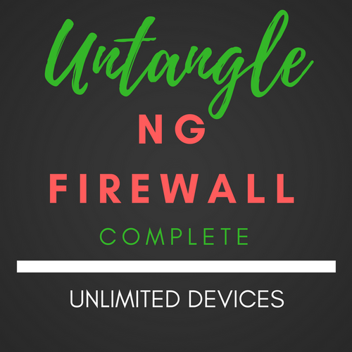Unlimited Device Untangle® NG Firewall Complete