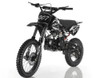 """Apollo DB-007 Dirt Bike 125cc Engine - Manual Transmission ( 17""""/14"""") Wheels  heavy duty shocks"""