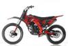 Apollo DB-36 OFF ROAD Dirt Bike 250cc Engine - 5 Speed Manual Transmission with clutch - XL Frame Adult Dirt Bike