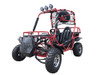 RANCHER 200GK-2 Go Kart with Reverse - Free Shipping