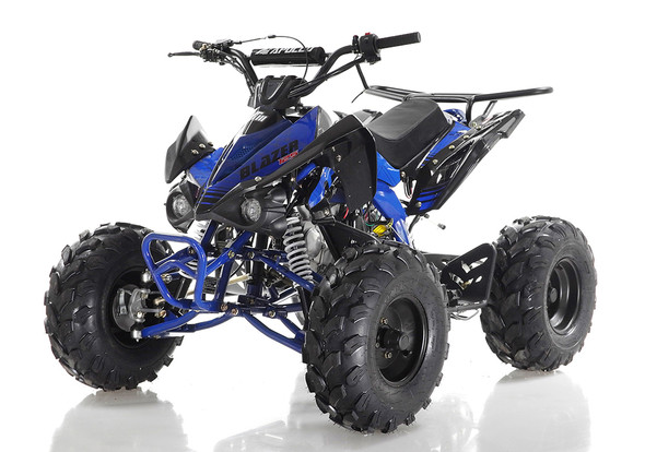 Apollo Blazer 9 ATV 125cc - Fully Automatic - Youth Four Wheeler