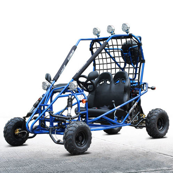 Mini Jaguar 125cc Go Kart with Automatic Reverse