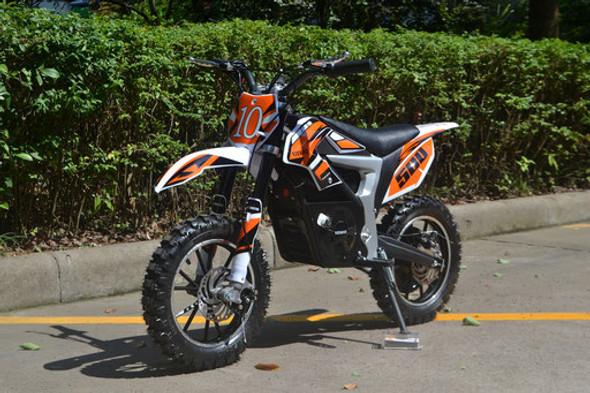 Apollo DB-10 Volt 500W Dirt Bike - Kids Electric Dirt Bike