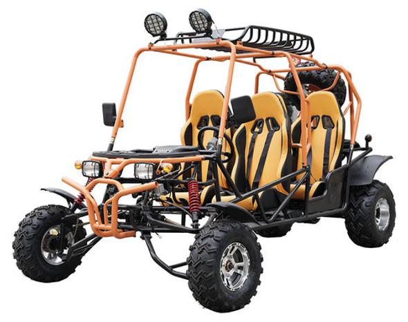 Hummer 200 - 4 seat Go Kart