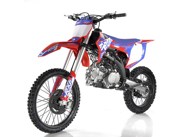 Apollo RXF 150 LMAX Freeride - 140cc Manual Transmission (16'/19') tires - Large Frame