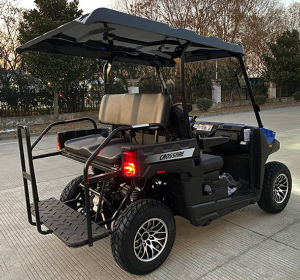 Crossfire 200 EFI Golf Cart