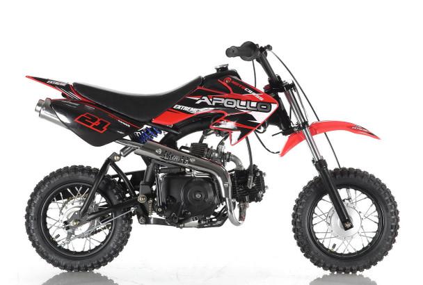 Apollo Kids Dirt Bike 70cc DB-21