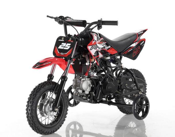 Apollo Kids Dirt Bike 70cc DB-25