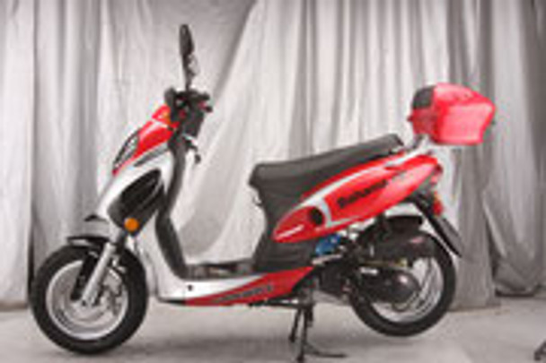 Bahama 150cc scooter with 13' tire