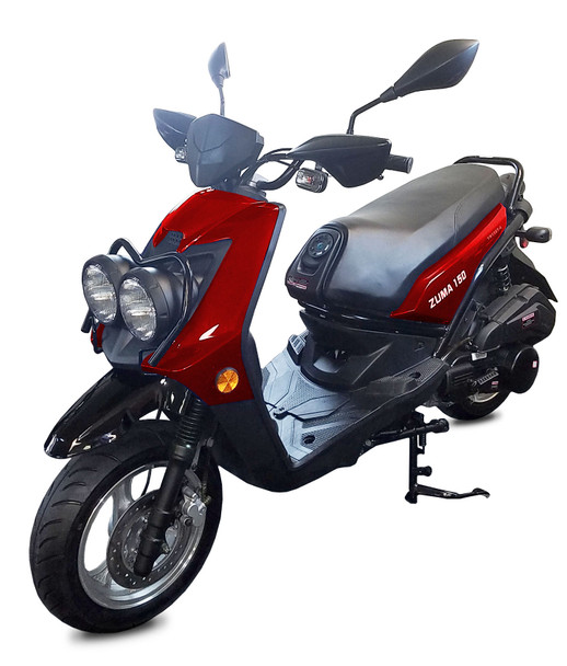 ZOMA 150CC Scooter with electric kick start and 13' tires