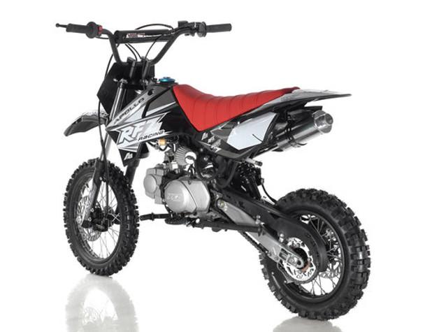Apollo DB-X5 Dirt Bike 125cc Engine - Manual Transmission -
