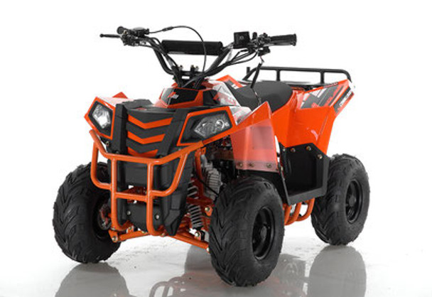 Apollo Mini Commander Fully Automatic - 110cc Four wheeler - Without Reverse