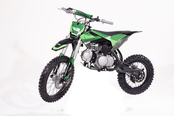 Vitacci V12 Dirt Bike 125cc