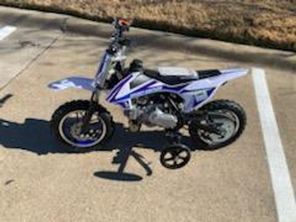 "Vitacci DB-S60 Dirt Bike - 60CC Fully Automatic 10"" Wheels"
