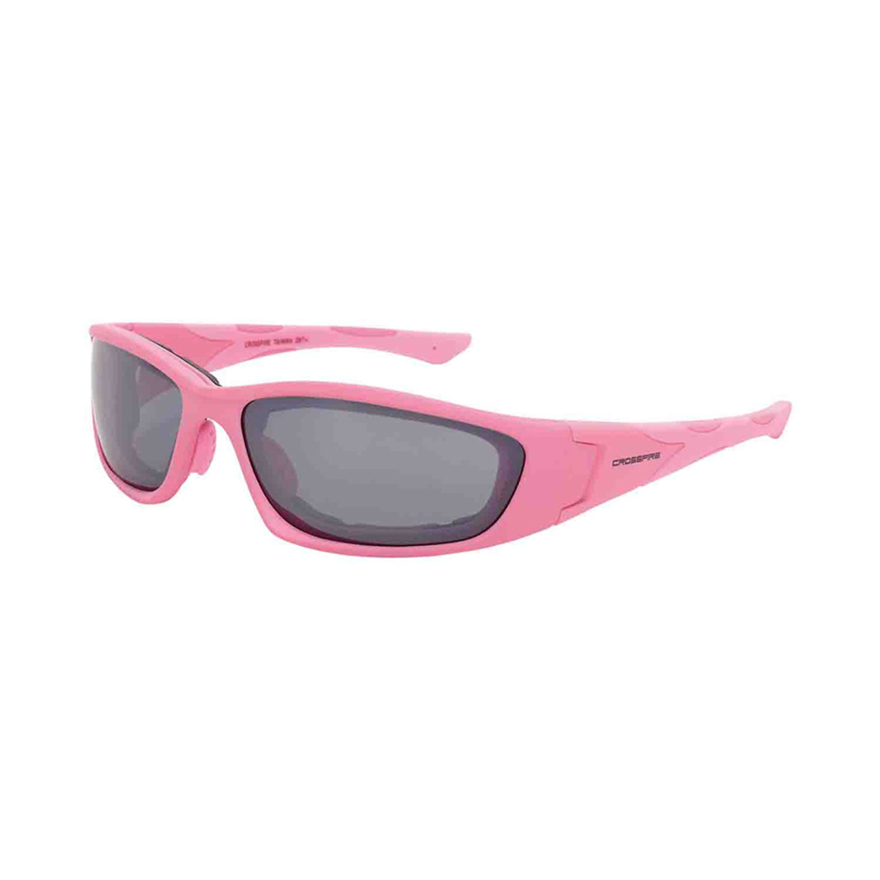 87395c6070eb1 CrossFire MP7 Full Frame HD Anti-Fog Safety Glasses - CrossFire - Solid  light pink