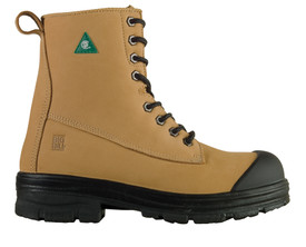 Big Bill BB5010W Women's Steel Toe Protected Tan Work Boot