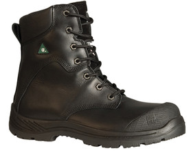 Big Bill BB6300 Men's 8 In Black 360 Traction Work Boot
