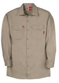 Big Bill TX231US7 CAT 2 UltraSoft Oil & Gas Work Shirt