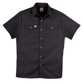 Big Bill 237 Short Sleeve Snap Front Shirt