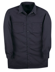 Big Bill 100I Men's 100% Cotton Button Work Shirt