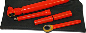 Cementex ITS-5BK Insulated Voltage Rated Battery Tool Kit