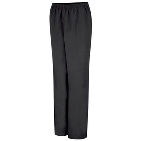 Red Kap Women's Elastic Waist Pants - Black Red Kap Women's Pants with elastic waist.