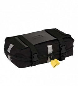 True North 203 SAR Gear Holder Case - Small black pack for containing various gear on the go.