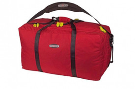 True North CB2100 Travel Bag - Large red hand carried bag for travel on the go.