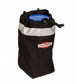 True North FL100 Accessory Water Bag - Attachable accessory pocket for large backs to hold hydration equipment.